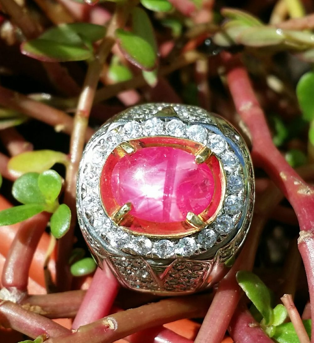 Cincin Mira Ruby Burma