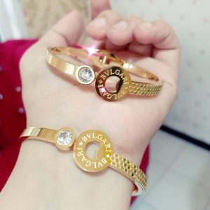 gelang gold plated premium